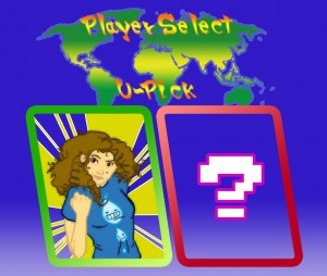 U-Pick Player Select